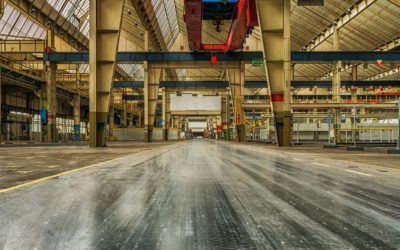 4 Ways Manufacturers become more efficient during a relocation